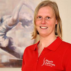 Pysiotherapeutin Claudia Reller