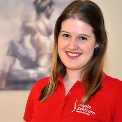 Pysiotherapeutin Jasmin Precht