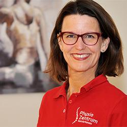 Pysiotherapeutin Nele Lammers