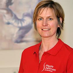 Pysiotherapeutin Silvia Luers