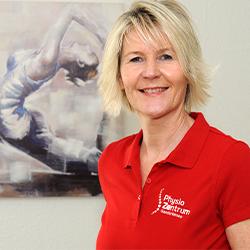 Pysiotherapeutin Andrea Schiel