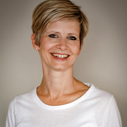 Pysiotherapeutin Annika Purmann