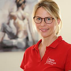 Pysiotherapeutin Juliane Schütte