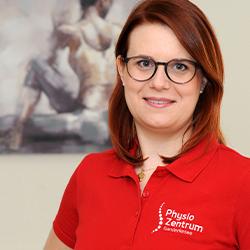 Pysiotherapeutin Kathrin Hampp